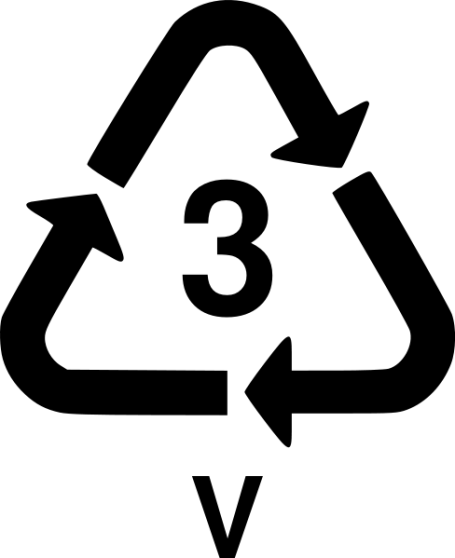 recycling symbol 3